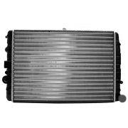 Radiador do Motor Vw Gol Parati Saveiro 1.0 1.6 1.8 2.0 1995 a 2008 com Ar Condicionado Ref.12504