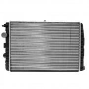 Radiador do Motor Vw Gol Parati Saveiro 1.0 Mi 8/16V 1997 a 2008 Com Ar Condicionado Ref.12509