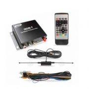 Receptor Sintonizador de Tv Digital Automotivo 1 Seg