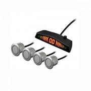 Sensor de Estacionamento Kx3 50199A Prata com Display