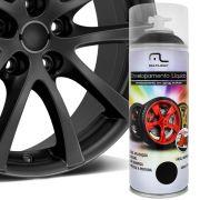 Spray de Envelopamento Líquido Multilaser 400 ml Preto Fosco