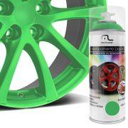 Spray de Envelopamento Líquido Multilaser 400 ml Verde Florescente