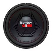 Subwoofer Bomber One SW12B-ONE B4 12 200W RMS 4 ohms