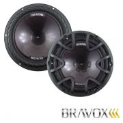 Subwoofer Bravox Premium Plus 12? P12X-D4 - 220 WRMS 4 + 4  OHMS