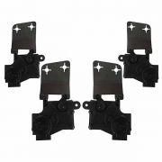 Trava Elétrica Específico p/ Fechadura Hyundai HB20 - 4 portas - KIT