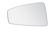 Vidro espelho com base fiat stilo 2008 em diante direito sem pisca no retrovisor