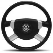 Volante Esportivo Modelo Volkswagen Track Field Prata