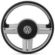 Volante Esportivo Volkswagen Gol Saveiro 2009 a 2016 Voyage 2013 a 2016 Fox 2004 a 2013 Golf 2008 a 2013 Bora 2008 a 2011 Polo 2002 a 2013