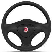 Volante Fiat Palio Strada Siena 1996 a 2014 Brava 1999 a 2003 Idea 2006 a 2014 Marea 1998 a 2003 Fiorino Uno 2001 a 2014