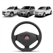 Volante Fiat Palio Uno 2003 a 2014 Strada 2003 a 2012 Siena 2003 a 2010