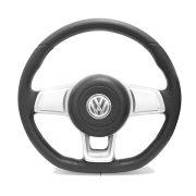 Volante Modelo Jetta R-line Para Volkswagen Gol Saveiro Parati Fox Voyage Polo Santana Golf