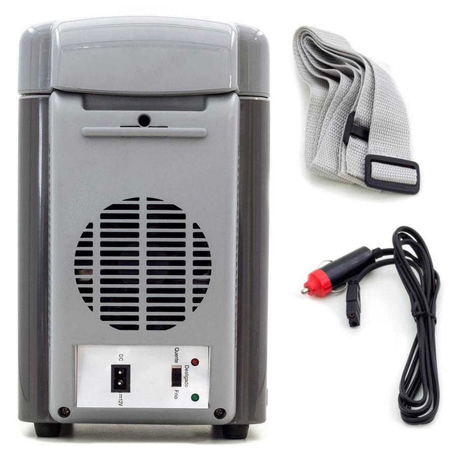 Mini Geladeira Multilaser Portátil Termoelétrica 12V 7 Litros  - AutoParts Online