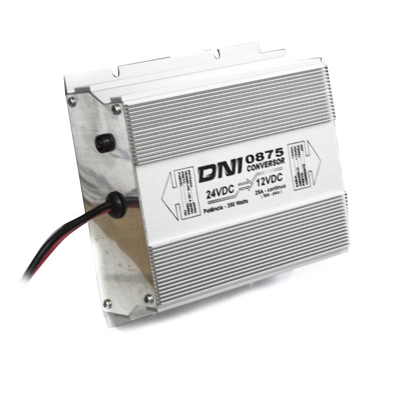 Inversor de Voltagem Dni 350W 24V para 12V Conversor  - AutoParts Online