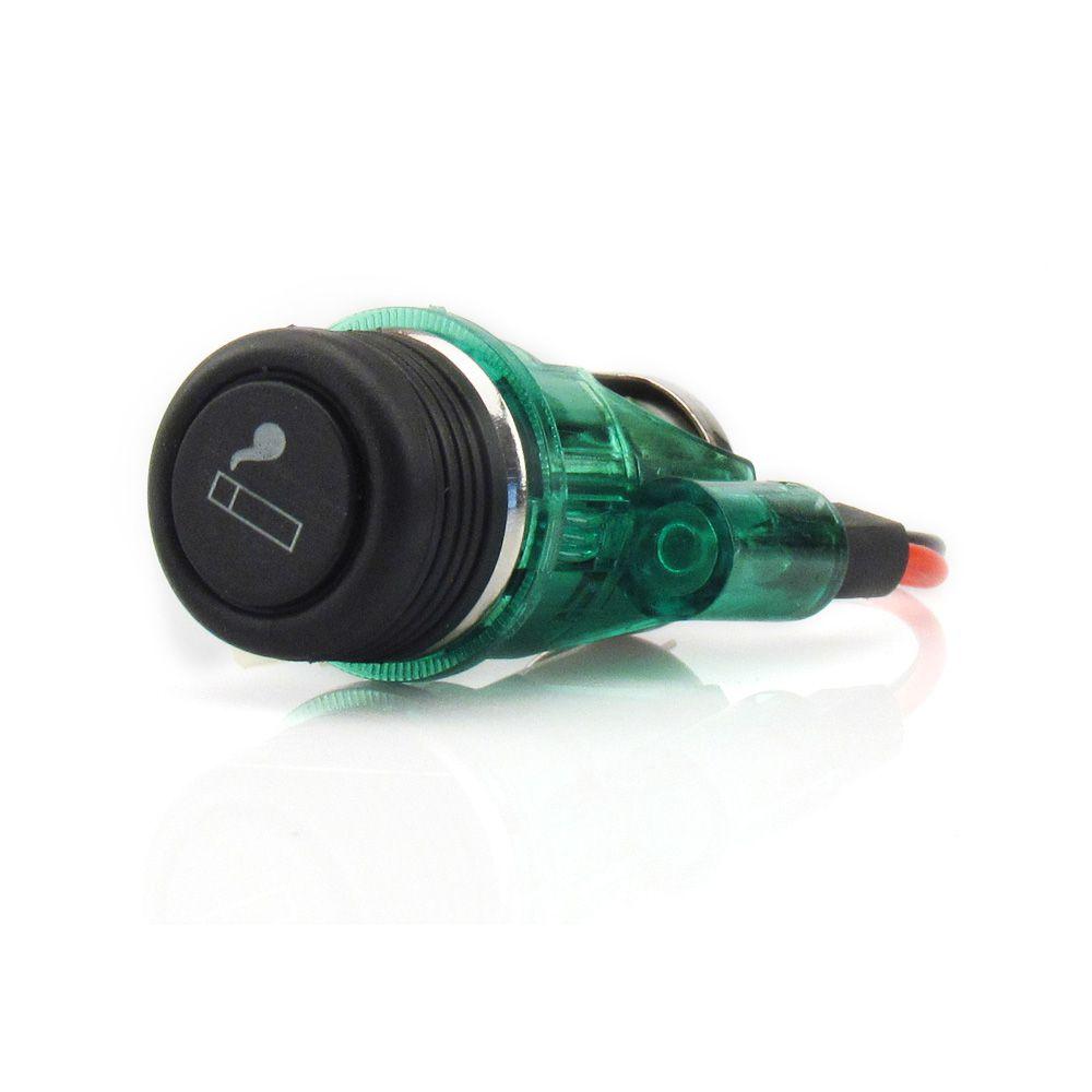 Acendedor de Cigarro Automotivo Veicular Universal 12V  - AutoParts Online