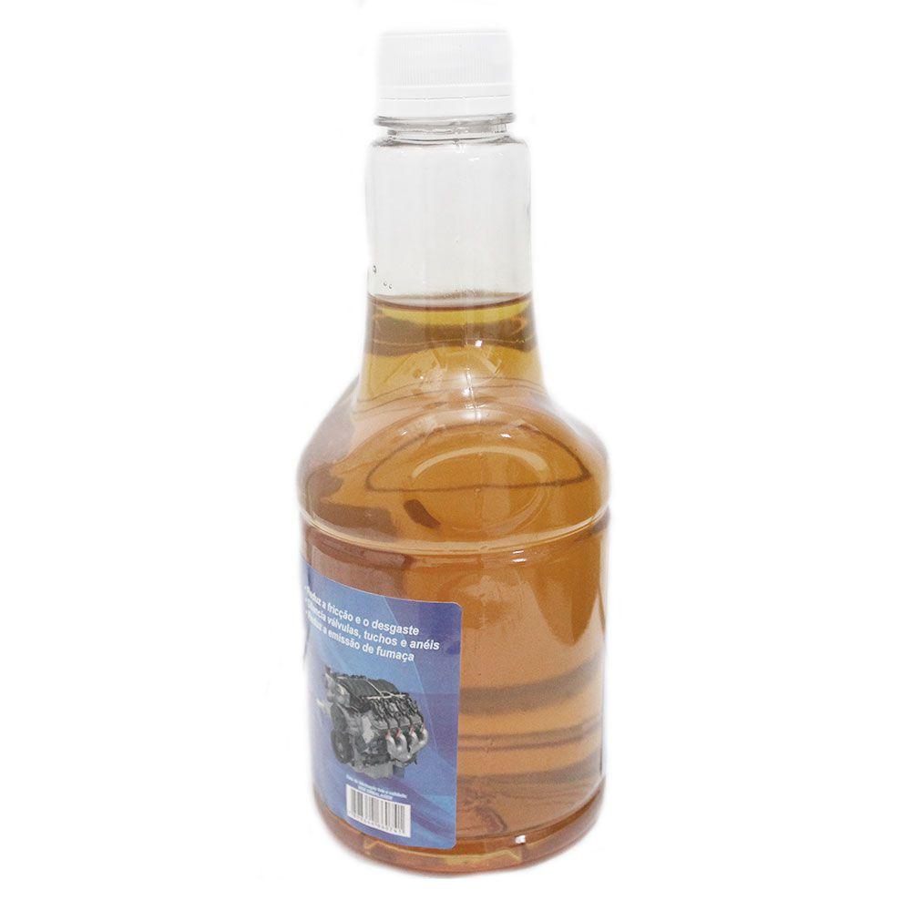 Aditivo Super Oil treatment Concentrado Para Óleo de Motor 500ml Stop Smoke  - AutoParts Online