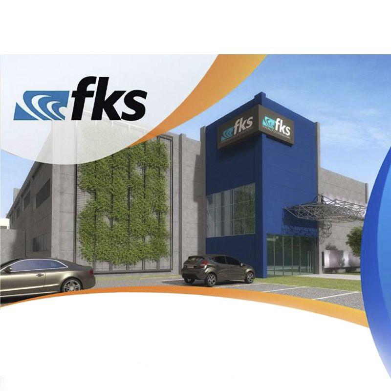 Alarme Automotivo FKS FKE 515RF Plus para veículos com chaveador original  - AutoParts Online