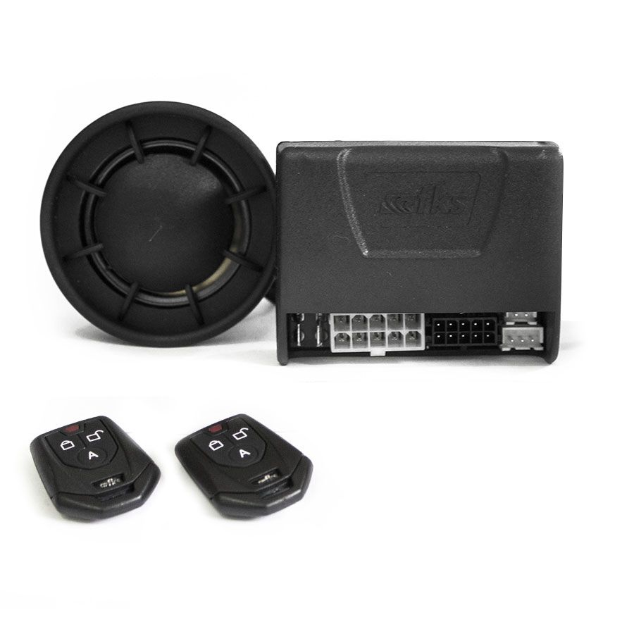 Alarme Automotivo Universal FK902 ALF CR941 com Antifurto e Travamento  - AutoParts Online