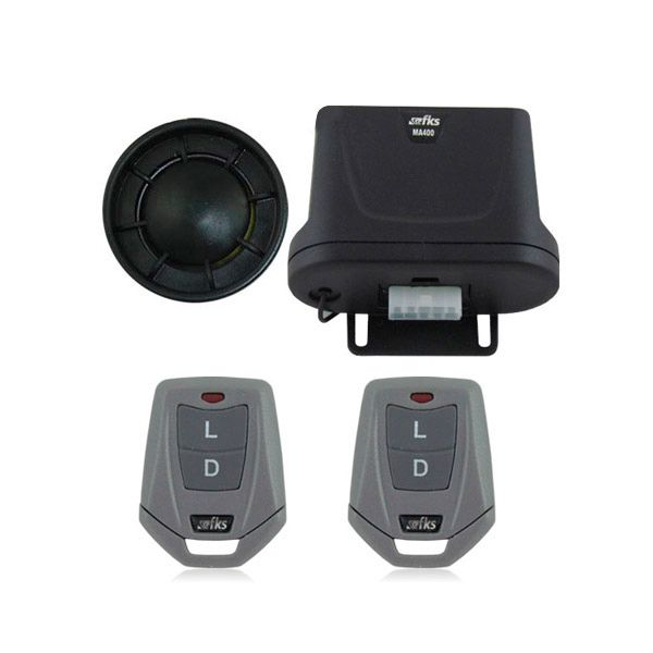 Alarme para Moto Universal FKS MA400 com controle de presença  - AutoParts Online