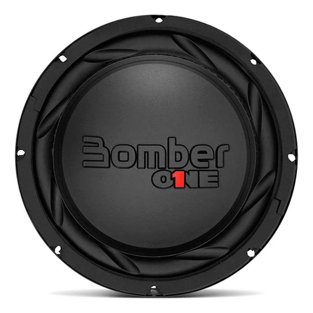 Alto Falante Subwoofer Bomber ONE B4  8 Pol 150W Rms 4 Ohms  - AutoParts Online