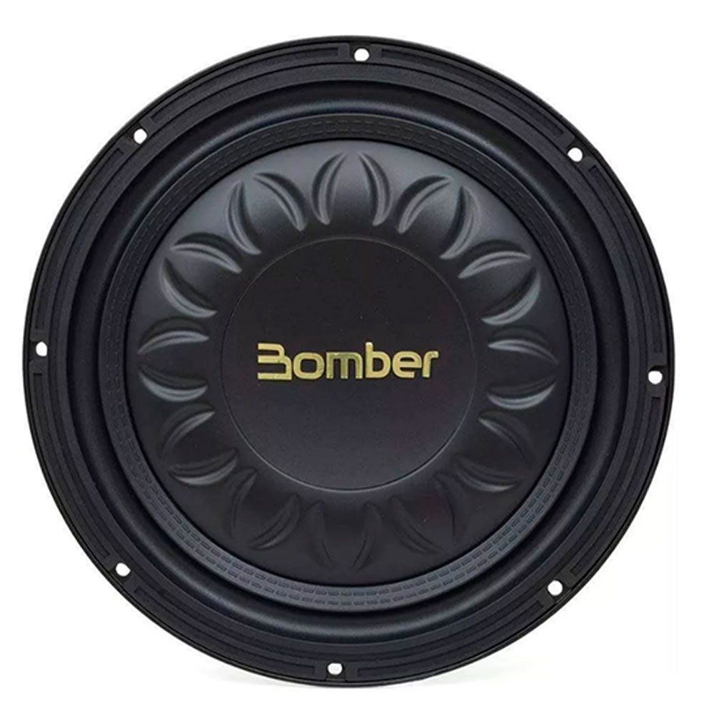 Alto Falante Subwoofer Bomber Slim Hight Power 12 Pol 400W Rms 4 Ohms  - AutoParts Online