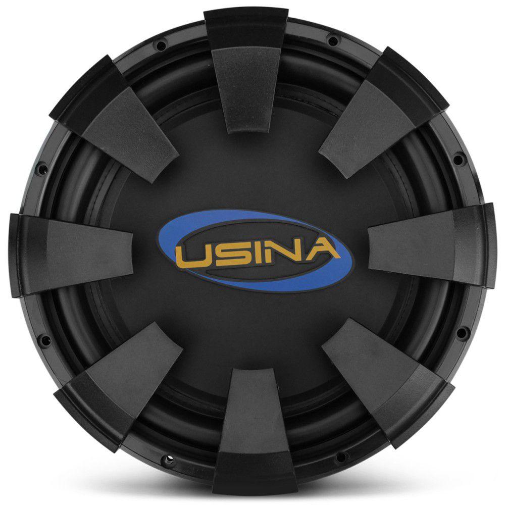Subwoofer Spyder Usina 12? 350W RMS 2ohms com Grade  - AutoParts Online