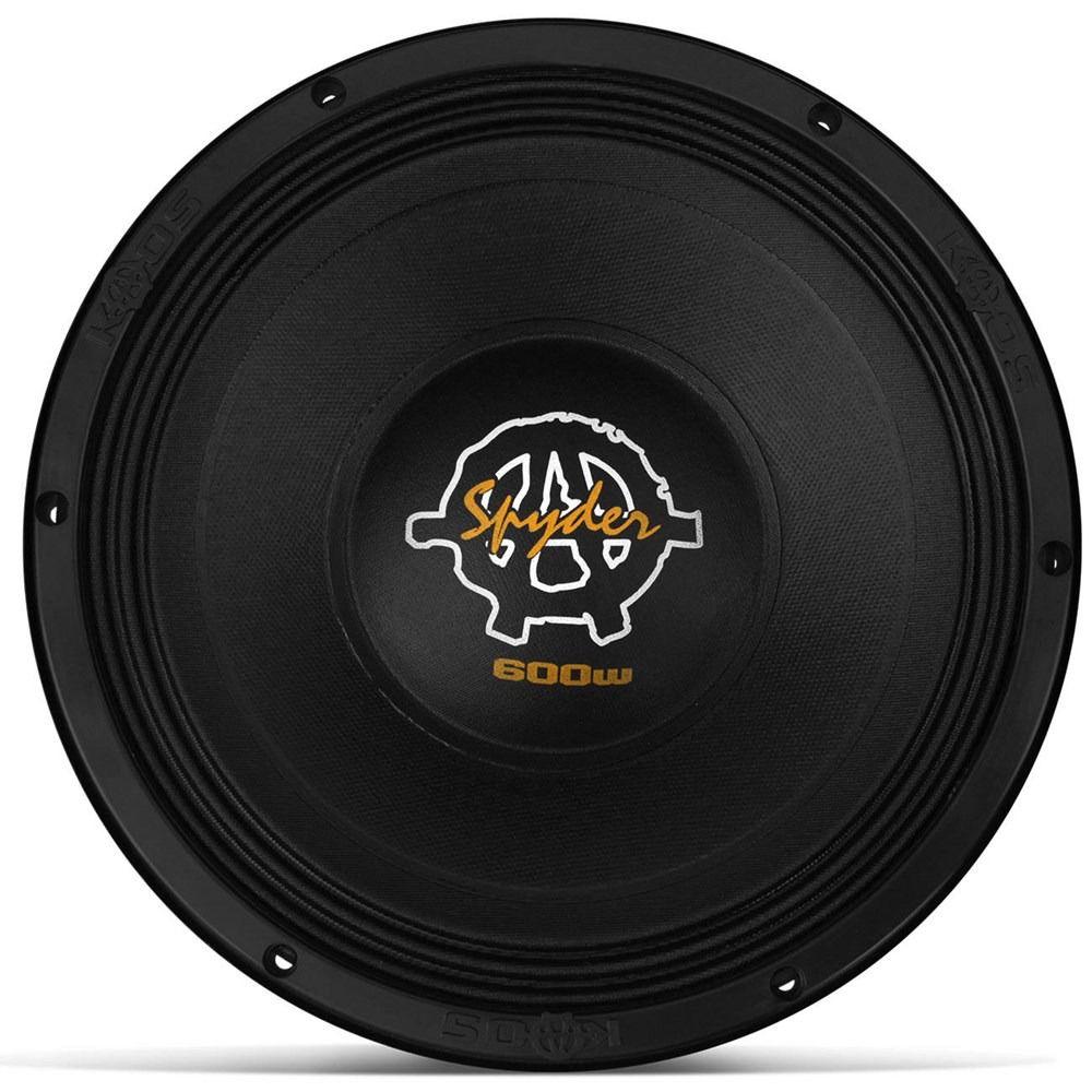 Alto Falante Woofer Spyder Kaos 12 Pol 600W Rms 4 Ohms  - AutoParts Online