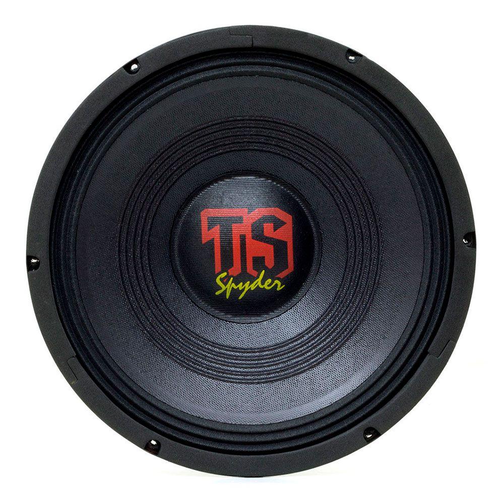 """Alto Falante Woofer Spyder Trio TS250 10"""" 250W Rms 4 Ohms  - AutoParts Online"""