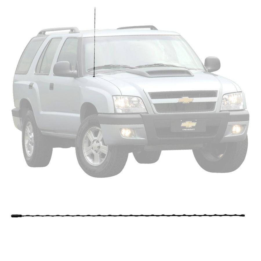 Antena Haste Automotiva Espiral Gm S10 Blazer Rosca 6mm  - AutoParts Online