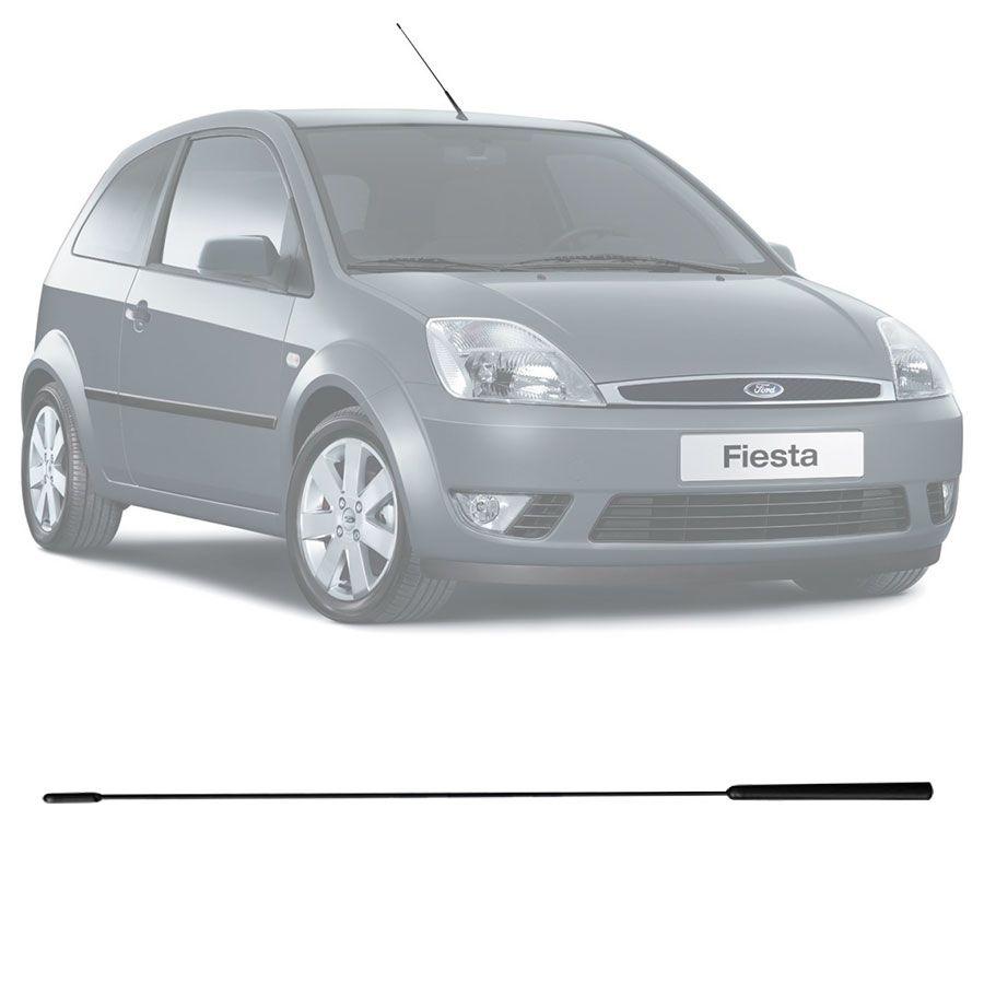 Antena Haste Automotiva Ford Ka Fiesta Focus Ecosport Rosca 6mm  - AutoParts Online