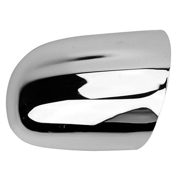 Aplique Cromado do Retrovisor Específico para Corsa 94/01 ? Lado Esquerdo  - AutoParts Online