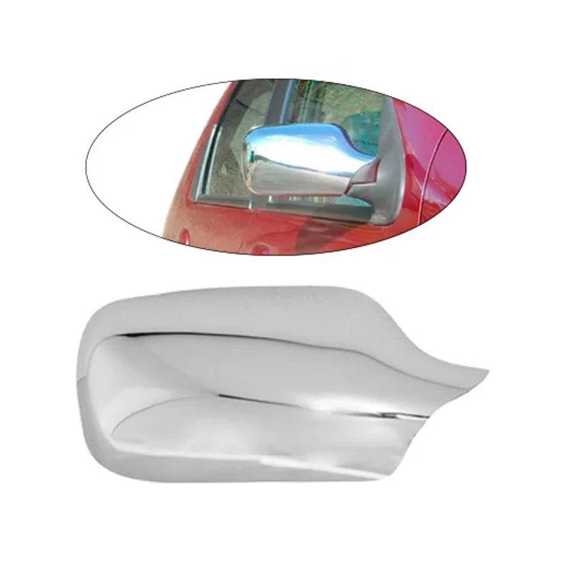 Aplique Cromado do Retrovisor Específico para Palio 96/00, Uno Fire 01/05 ? Lado Direito  - AutoParts Online