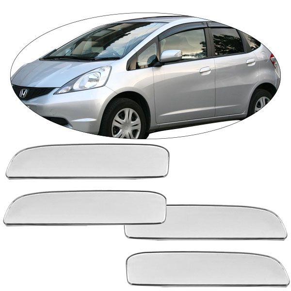Aplique Cromado para Maçaneta Externa da Porta ? Honda Fit, Civic 2001/2005 ? 4 portas  - AutoParts Online