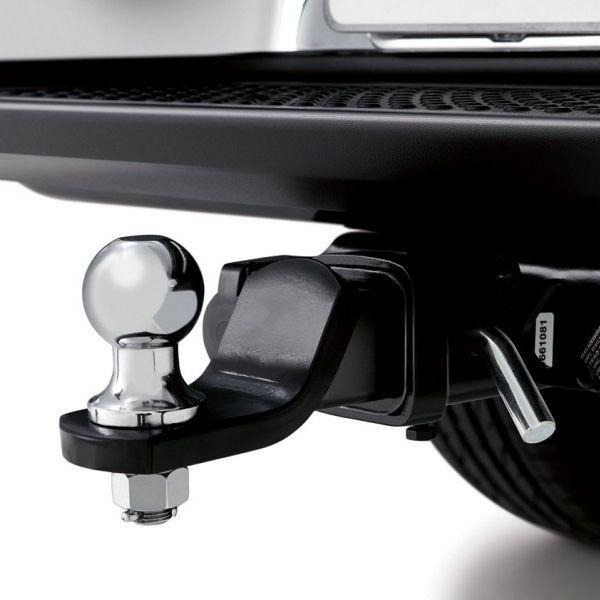 Bola para Engate de Reboque 50mm Cromada  - AutoParts Online