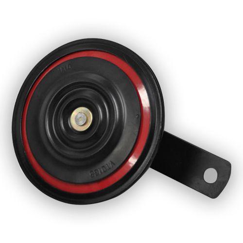 Buzina Universal Pequena 92mm 2 Terminais 12V VTO115  - AutoParts Online