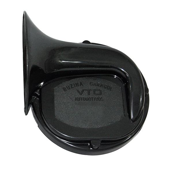 Buzina Universal Tipo Caracol 1 Terminais 12V VTO211  - AutoParts Online