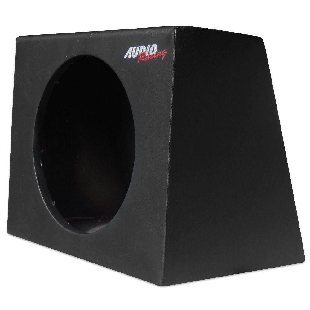 Caixa Simples Selada Audio Racing 112S 1 Alto Falante 12 Polegadas 33 Litros  - AutoParts Online