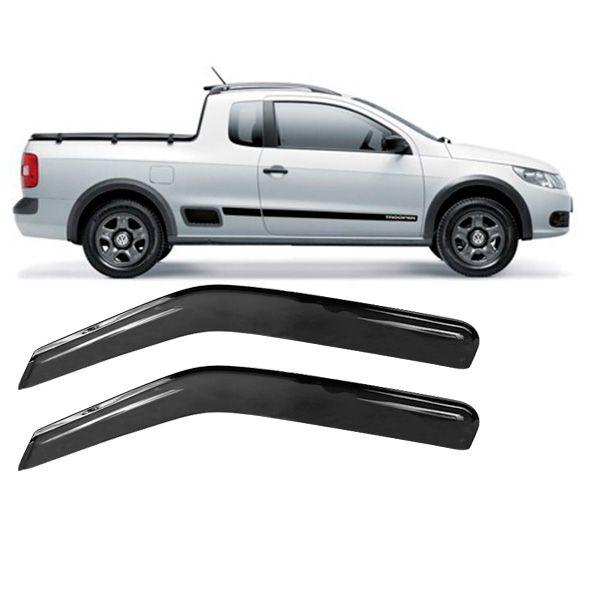CALHA ACRILICA VW SAVEIRO G5/G6/G7  - AutoParts Online