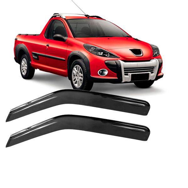 Calha de Chuva Marçon p/ Peugeot Hoggar ? 2 portas  - AutoParts Online