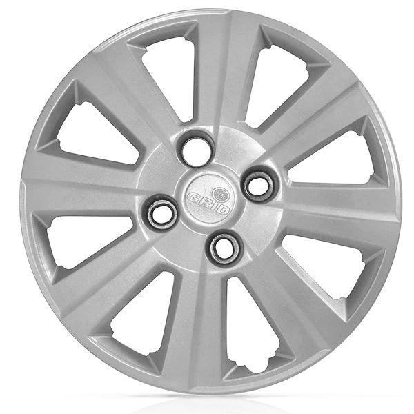 Calota Grid Aro 14 Prata GM Agile 2012 2013  - AutoParts Online