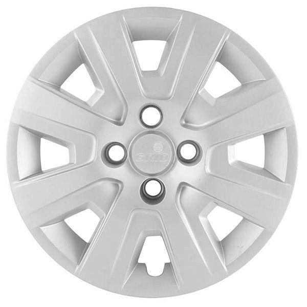 Calota Grid Aro 14 Prata VW Saveiro 2013  - AutoParts Online