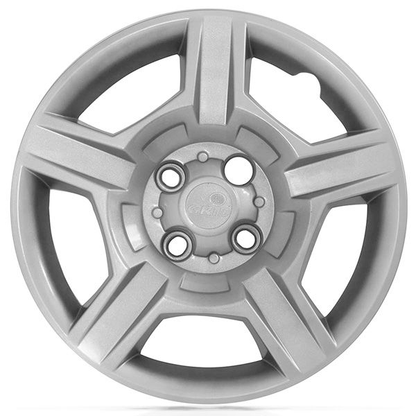 Calota Grid Aro 15 Prata Ford Ecosport 2012 Unidade  - AutoParts Online