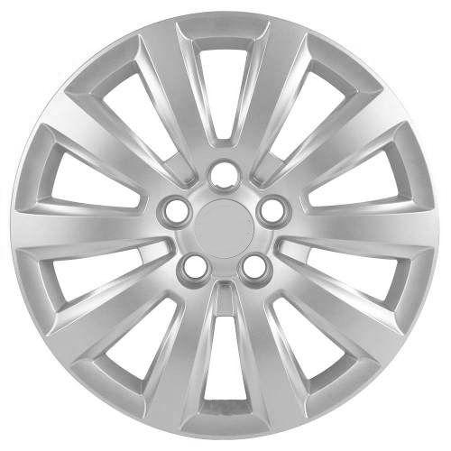 Calota Grid Aro 15 Prata VW Fox Space Polo 2014  - AutoParts Online