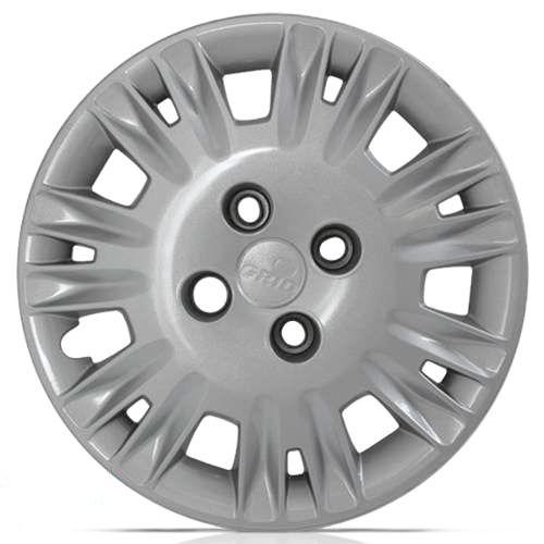 Calota Grid Premium Aro 14 Grafite Ford New Fiesta 2014 Unidade  - AutoParts Online