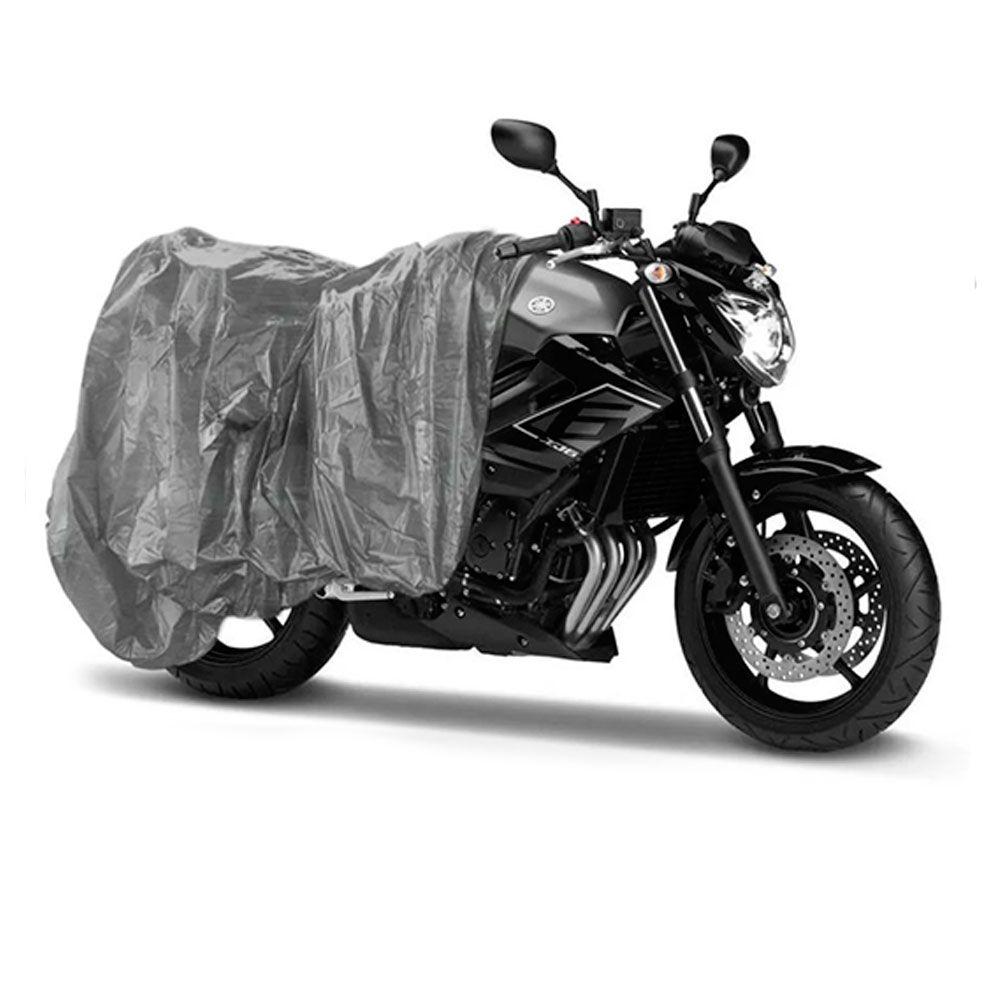 Capa Para Cobrir Moto Sem Forro Tamanho M  - AutoParts Online