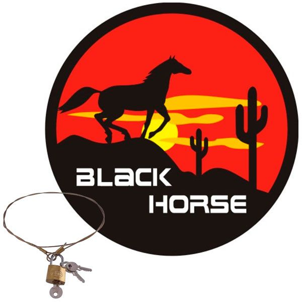 Capa para Estepe Cavalo Negro Fox Ecosport Doblo  - AutoParts Online