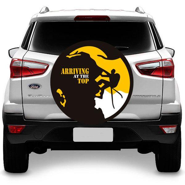 Capa para Estepe Chegando ao Topo Fox Ecosport Doblo  - AutoParts Online