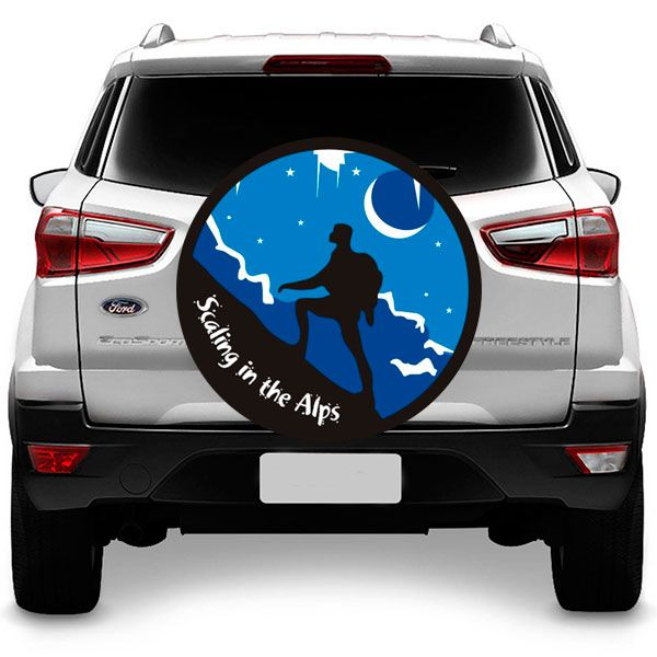 Capa para Estepe Escalando Fox Ecosport Doblo  - AutoParts Online