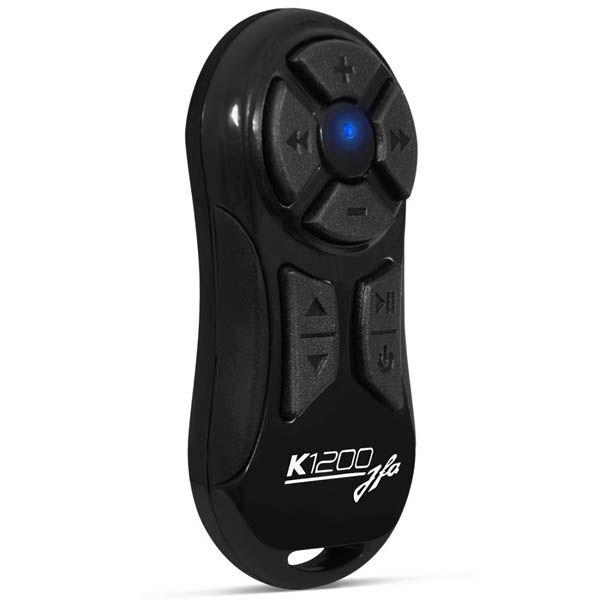 Controle a Distância JFA K1200 Alcance 1200 Metros - Preto  - AutoParts Online