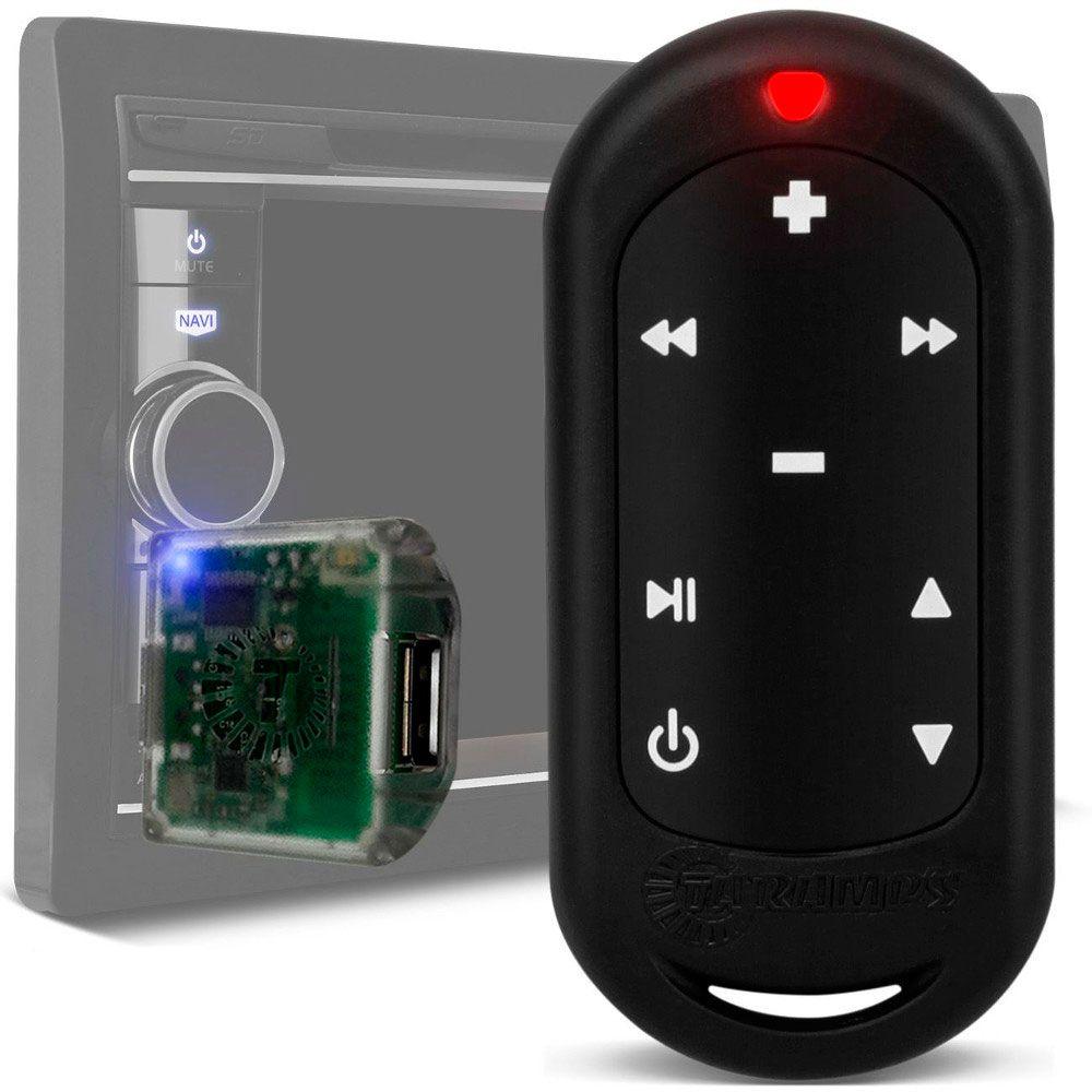 Controle Longa Distância Taramps Connect Control 300M Preto  - AutoParts Online