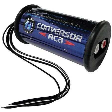 Conversor RCA JFA - para Rádios que não possuem saída RCA  - AutoParts Online